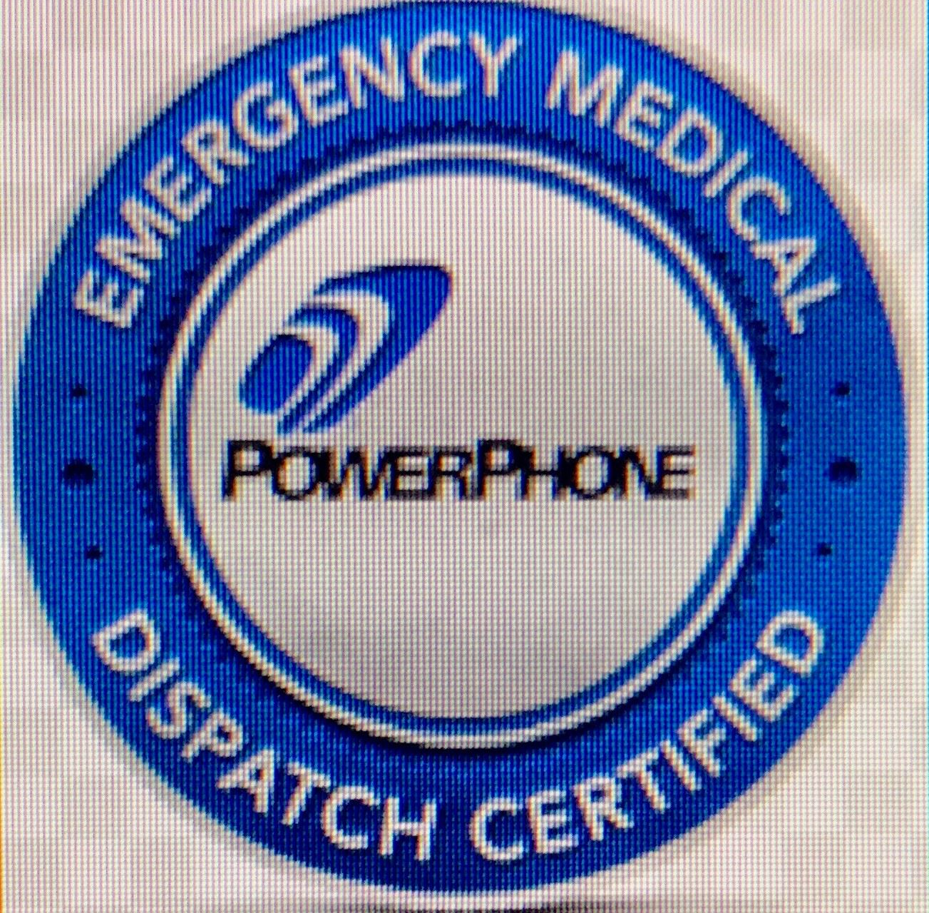 Emergency Medical Dispatch Badge