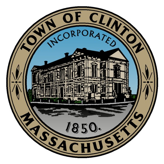 Image of Clinton Town Seal  Opens in new window