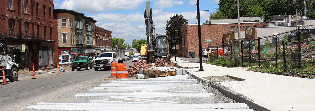 Week 23: High Street Reconstruction