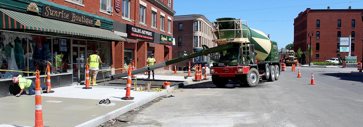 Week 26: High Street Reconstruction